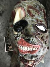 RARE Vtg 90's Cinema Secrets Movie Zommbie Mask 1998 Twentieth Century Fox Co.