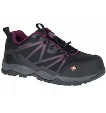 New Women's Merrell Fullbench Composite Toe Safety Work Shoes Size 7.5 J15822