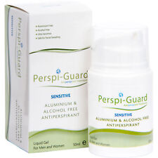 Aluminium & Alcohol Free Antiperspirant Perspi-Guard® Sensitive 50ml