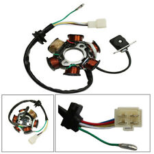6-Coil 5 Wires Metal Half-Wave Magneto Stator For 50cc-125cc Motorcycle ATV Bike