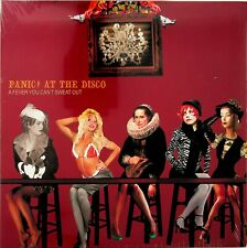Panic! At The Disco- A Fever You Can't Sweat Out LP (NEW 2017 Vinyl) Album 2006