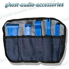 5pcs Pannello in plastica per Porta Auto Trim Rimozione di installazione Dash Kit Riparazione Leva Strumento