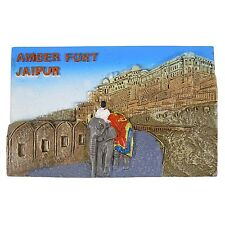 Decorative Indian Amber Fort Fridge Magnet Refrigerator Souvenir Collectible