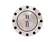 Mustang Gas Cap Billet Horse 1964 65 66 67 68 69 70 71 72 73 - Scott Drake