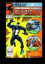 Web of Spider-Man US MARVEL VOL 1 # 36/'88