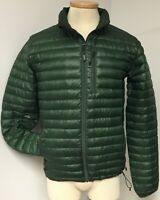 EMS EASTERN MOUNTAIN SPORTS QUILTED GOOSE DOWN INSULATED PUFFY JACKET MEN'S SZ S