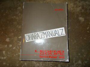 1992 ACURA Legend Coupe Service Manual OEM