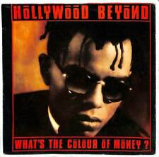 "Hollywood Beyond - What's The Colour Of Money? - 7"" Record Single"