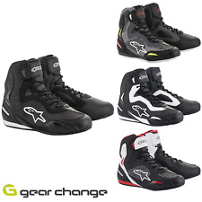Alpinestars Faster-3 Ride Knit Motorcycle Shoes