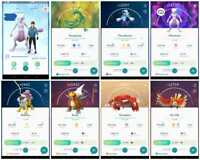 Pokémon Account Go Level 31 | 2 Shiny (Rare)| 92 Legendary (Rare)| 92, 4*Rare