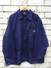 Vintage Blue French Style Worker CHORE Jacket -  3XL 4XL