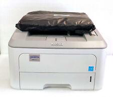 Ricoh Aficio SP 3300DN Printer Monochrome Duplex Standard Laser 28PPM Ethernet