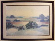 "Limited Edition Framed Print ""Willamette I"" 163/225 Artist Signed 37 1/2"" x 29"""