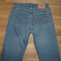 ">>> LEVI`S 521 Herren- JEANS / LEVIS Blue- Jeans in blau ca. W34"" /L29"""