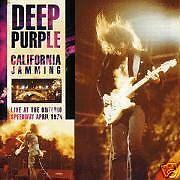Deep Purple - California Jamming Live At The Ontario Speedway April 1974