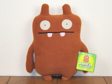 """Uglydolls Small Timer 10"""" Citizens #18 Plush Stuffed Brown Ugly Doll Toy **NEW**"""