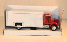 1:43 Scale Peterbilt Beverage Truck Red Cab PBBLT MFG# ss-15803c NIB Diecast