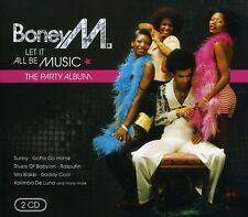Boney M. - Let It All Be Music [New CD] Germany - Import