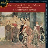 Hilliard Ensemble - Sacred And Secular Music From Six Centuries (Hilliard Ens.)