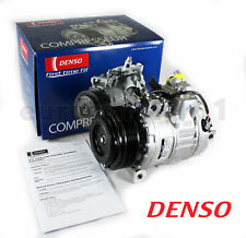 New! BMW 128i DENSO A/C Compressor and Clutch 471-1527 64509180549