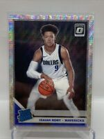 2019-20 Optic ISAIAH ROBY Fanatics Silver Prizm Wave SP RC RATED ROOKIE #191