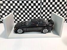 UT Models BMW E36 M3 GTR Road Car Black 1:18 Diecast Boxed