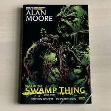 Saga of the Swamp Thing Book 2 HC First Edition Alan Moore Classic Rare OOP