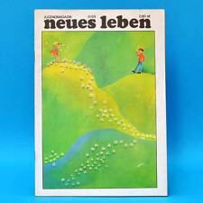 DDR Neues Leben 6/1969 Chris Doerk Frank Schöbel Jugendmode Ursula Karusseit C