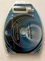 CIRCUIT ELECTRONICS LENS CLEANER Wet & Dry cd/dvd New in package. (U)