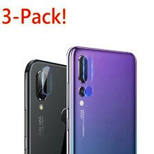 3-Pack Back Camera Lens Tempered Glass Protector Film For Huawei P20 Pro/Lite
