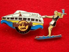 HRC Hard Rock Cafe Biloxi Yet Ski Server 2012 LE