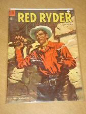 RED RYDER COMICS #123 VG+ (4.5) DELL COMICS OCTOBER 1953