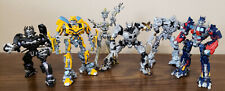 Transformers 2007 Live Action Movie Robot Replicas Lot of SIX 100% Complete!!!
