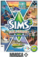 Die Sims 3 Inselparadies [PC] [EA] Add-on Key