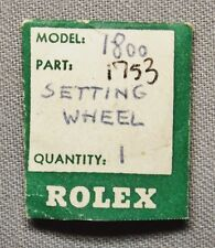 1753 Setting Wheel Original Vintage Rolex 1600 -