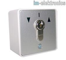 Llave Interruptor Teclas Ap para Puerta Enrollable Garaje Mecanismo