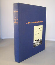 LA BATAILLE DE L'ATLANTIQUE / J. WILLIAMS (GUERRE 1939-45)