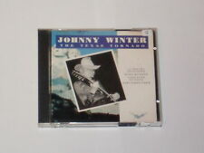 JOHNNY WINTER -The Texas Tornado- CD