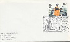 (32491) CLEARANCE GB Cover Alford Festival Lincolnshire 23 August 1980