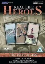 The Limits of Man - Barnstormers stuntmen etc Real Life Heroes DVD NEW
