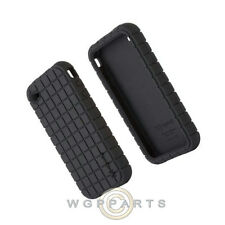 Speck Apple iPhone 4/i4S Rubber Skin Case Black Case Cover Shell Guard