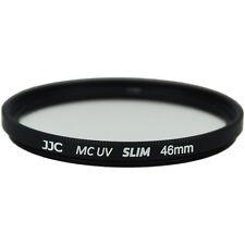 JJC 46mm Ultra-Thin HD UV Filter, Aluminum Frame Thread,Camera Lens Protector