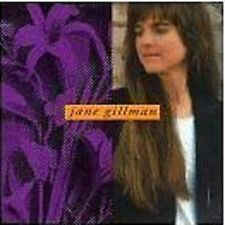 Jane Gillman Self-Titled CD 1990 Folk