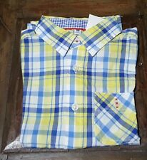 New Uni Qlo KidsBoys Multi-Colored  Short Sleeve Shirt Size 5-6