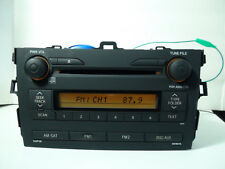 -toyota-corolla-2009-cd-mp3-wma-sat-player-51840-nonejbl-base-sys-tested