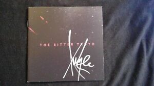 MUSIC EVANESCENCE AMY LEE SIGNED CD WITH COA
