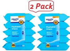 Equate Flushable Wipes, Fresh Scent, 480 Ct.