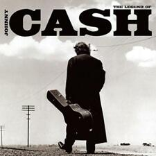 Cash,Johnny - The Legend Of Johnny Cash [Vinyl LP] - NEU
