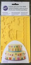 Wilton Fondant And Gum Paste Mold - Kids Party Designs