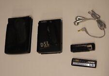 AIWA Walkman HS-P202, DSL, Kassettenspieler mit passender Tasche